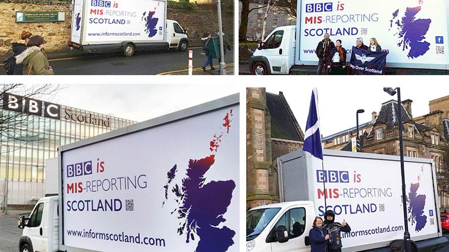 BBC Mis-Reporting Scotland