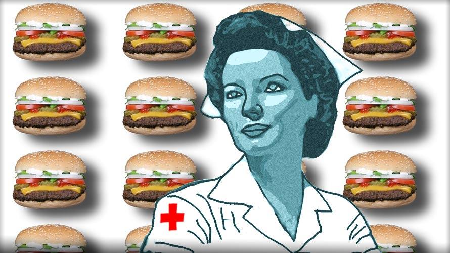 foodbank nurse
