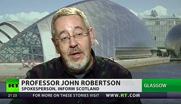 Appeal from Professor John Robertson Inform Scotland