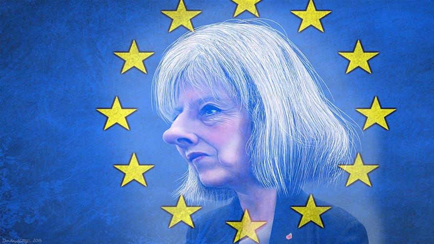 Theresa May Brexit Plan