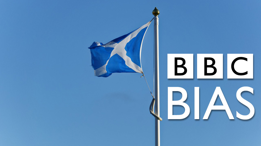 BBC Scotland bias