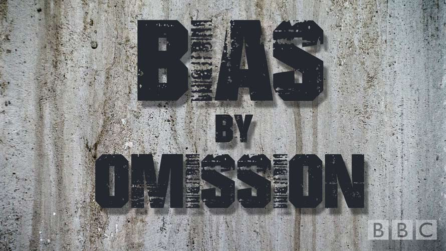 bias by omission
